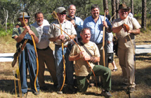 2009 Primitive Bow Contest Participants
