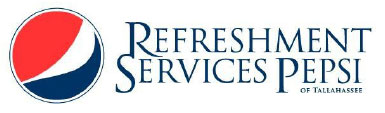 Special thanks to our sponsor - Refreshment Services Pepsi of Tallhasse
